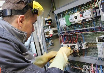 BAC Pro - Métiers de l'Électricité et de ses Environnements Connectés